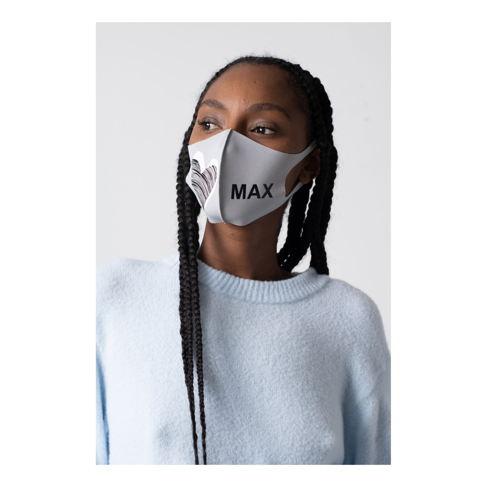 Gray mask by MAX