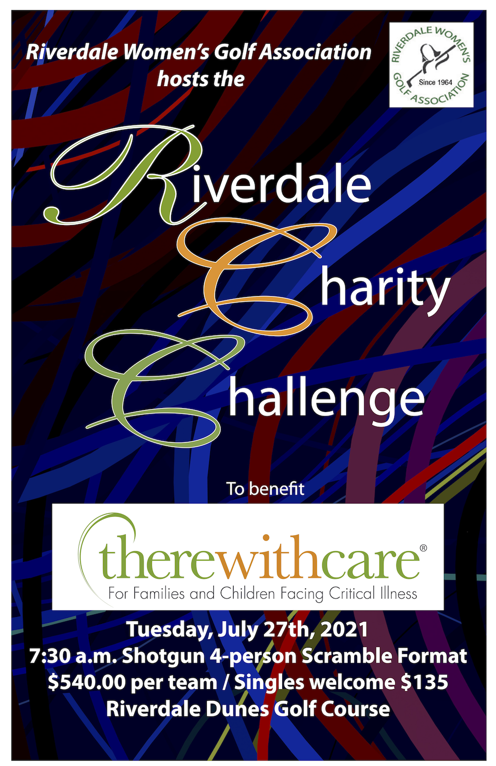 Riverdale Charity Challenge July 27